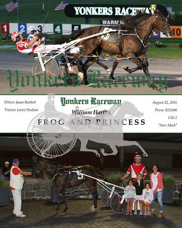 20160822 Race 3- Frog And Princess