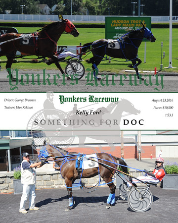 20160823 Race 8- Something For Doc