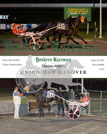 20160825 Race 10- Union Man Hanover