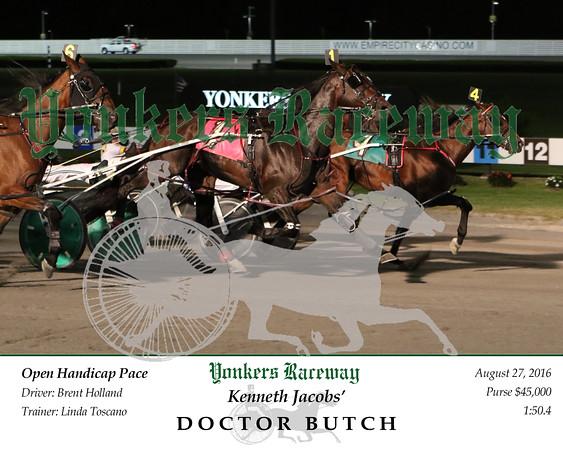 20160827 Race 5- Doctor Butch 2