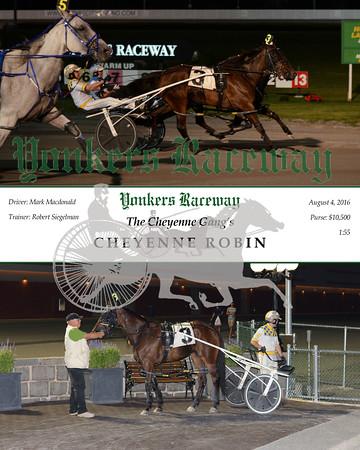 20160804 Race 5- Cheyenne Robin