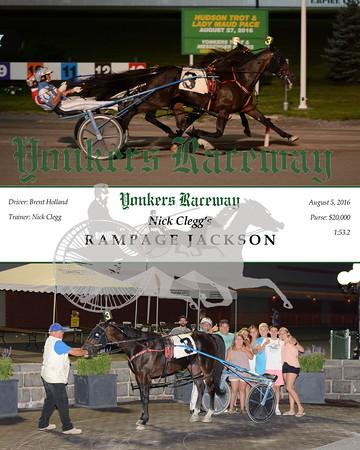 20160805 Race 11- Rampage Jackson