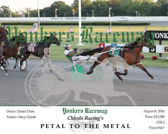 20160808 Race 2- Petal To The Metal