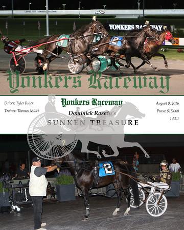 20160808 Race 5- Sunken Treasure