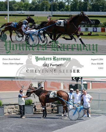 20160809 Race 5- Cheyenne Seeber