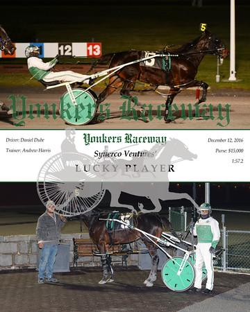 20121212 Race 1- Lucky Player