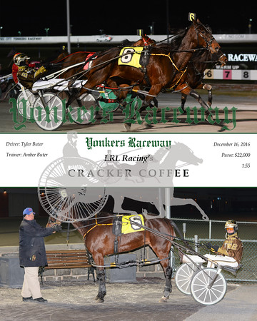 20161216 Race 10- Cracker Coffee