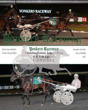 20161218 Race 10- Candell