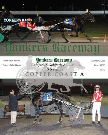 20161202 Race 1- Copper Coast A