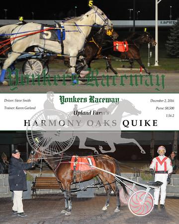 20161202 Race 3- Harmony Oaks Quike