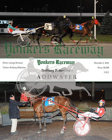20161202 Race 4- Addwater