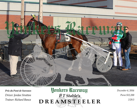 20161204 Race 7- Dreamsteeler