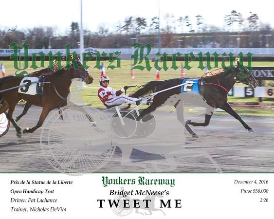 20161204 Race 6- Tweet Me 2