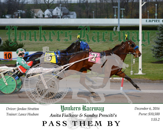 20161206 Race 9- Pass Them By N