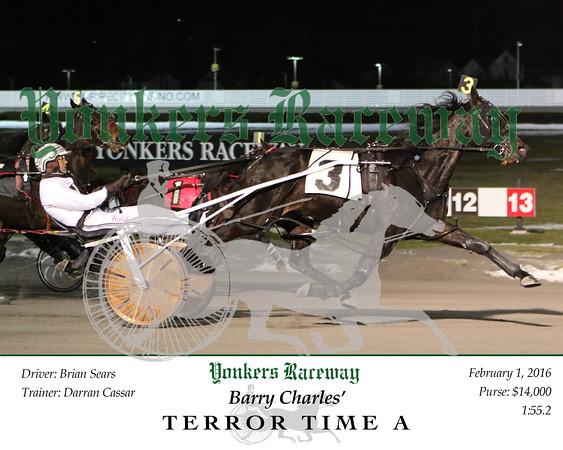 20160201 Race 12- Terror Time A 2