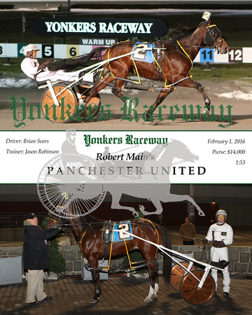 20160201 Race 8- Panchester United