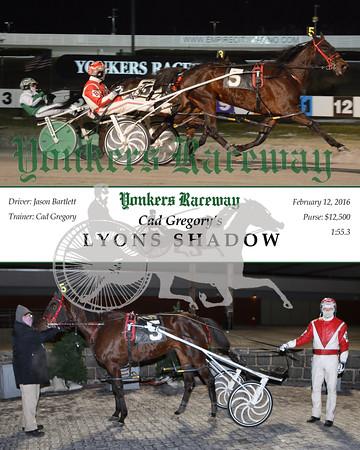 20160212 Race 5- Lyons Shadow 2