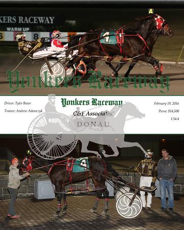 20160219 Race 10- Donau