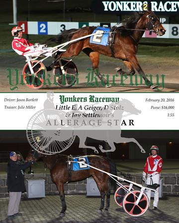 20160220 Race 4- Allerage Star