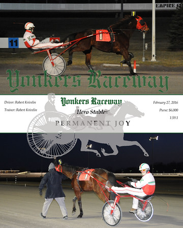 20160227 NB Race 1- Permanent Joy