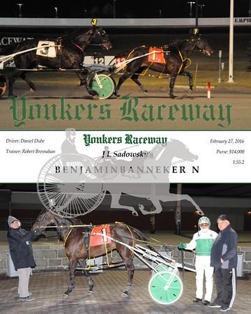 20160227 Race 5- Benjaminbanneker