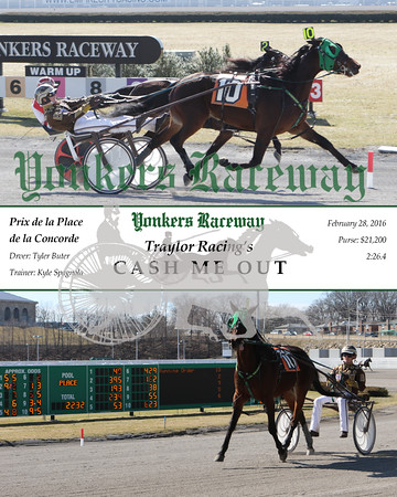 20160228 Race 2- Cash Me Out 2