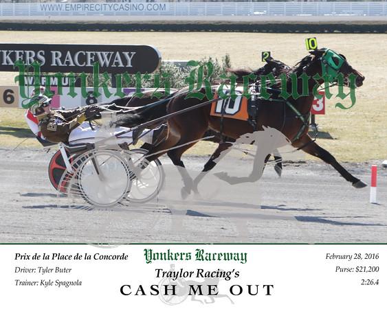 20160228 Race 2- Cash Me Out 3