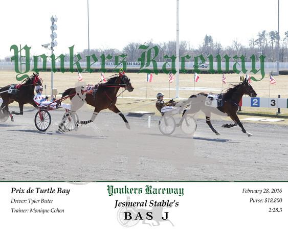 20160228 Race 3- Bas J 2