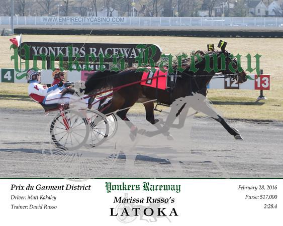 20160228 Race 5- Latoka 2