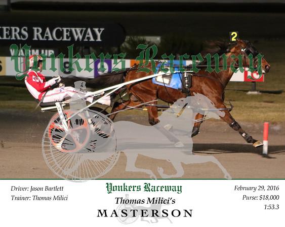 20160229 Race 12- Masterson