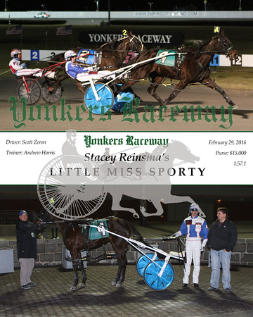 20160229 Race 4- Little Miss Sporty