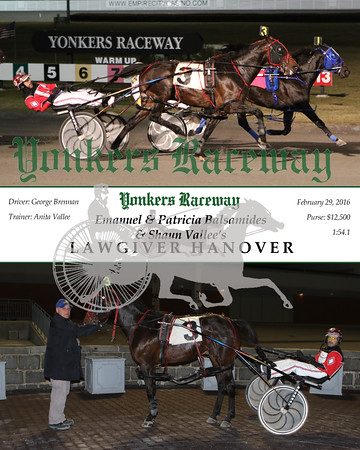 20160229 Race 8- Lawgiver Hanover