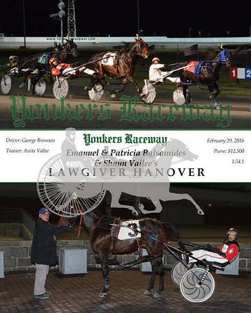 20160229 Race 8- Lawgiver Hanover 2