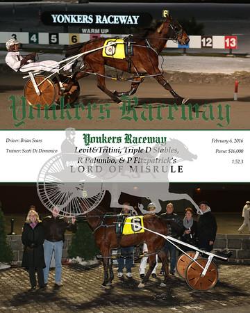 20160216 Race 8- Lord of Misrule