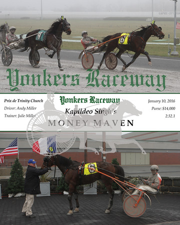 20160110 Race 6- Money Maven