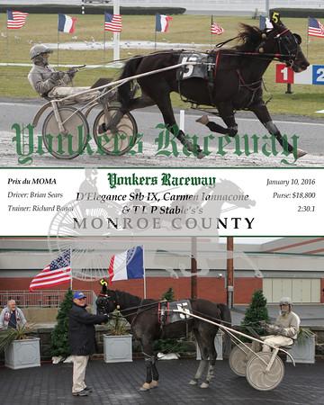 20160110 Race 4- Monroe County