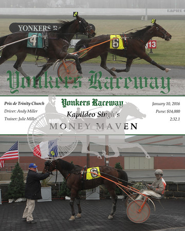 20160110 Race 6- Money Maven 2