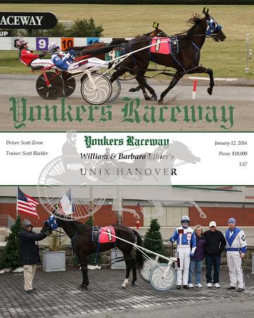 20160112 Race 6- Unix Hanover