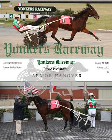 20160112 Race 8- Armor Hanover