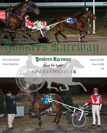 20160114 Race 9- Sportsmuffler
