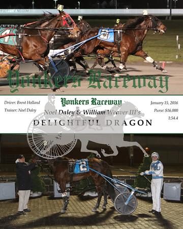20160115 Race 10- Delightful Dragon