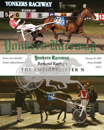 20160115 Race 3- The Empiressister N