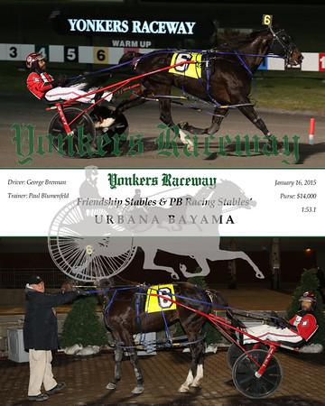 20160116 Race 3- Urbana Bayama