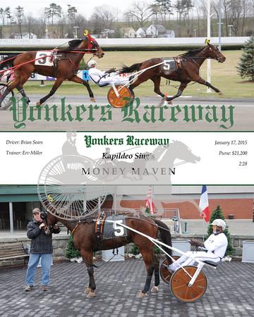 20160117 Race 1- Money Maven