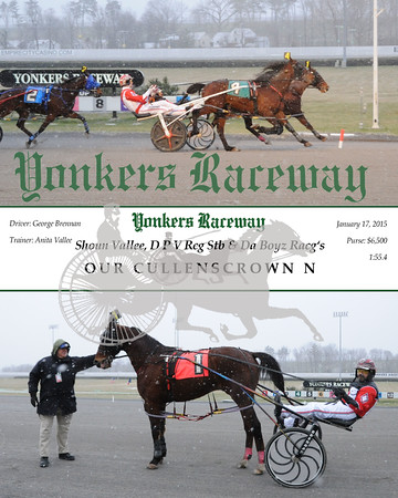 20160117 Race 11- Our cullenscrown n