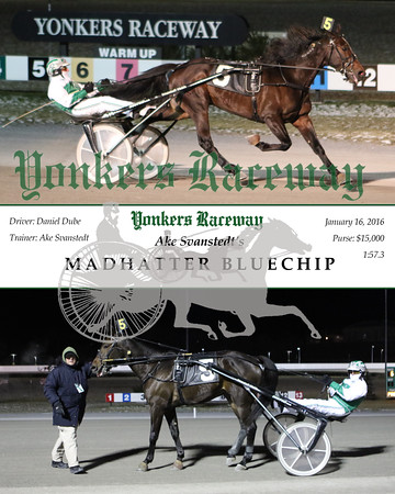 20160118 Race 6- Madhatter Bluechip 2