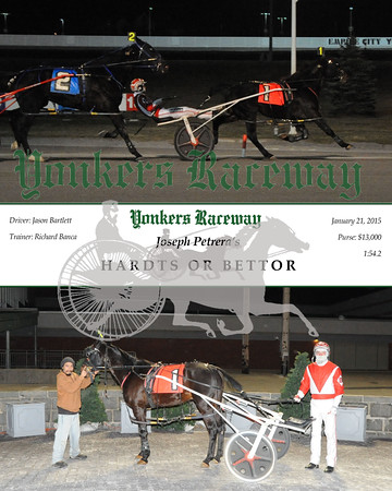 20160121 Race 10- Hardts Or Bettor