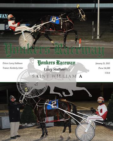 20160121 Race 1- Saint William A