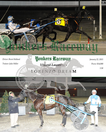 20160122 Race 11- Lorenzo Dream