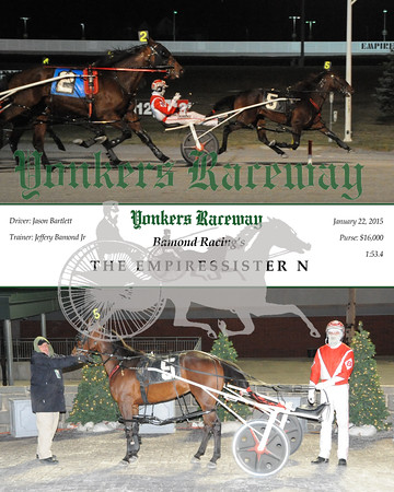 20160122 Race 12- The Empiressister N